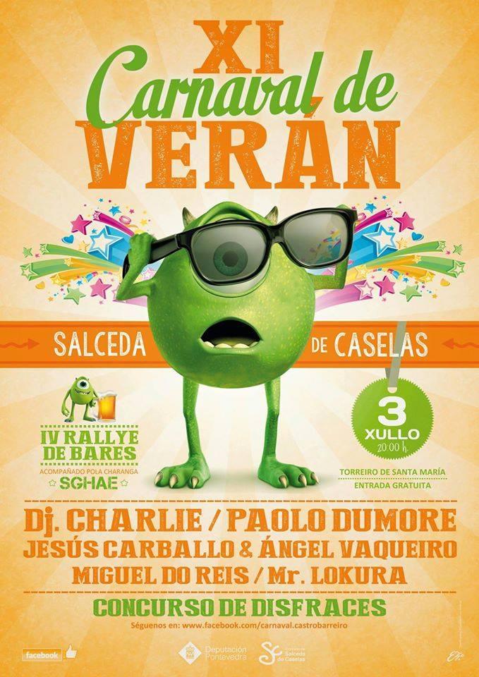 03-07-2015 Carnaval de veran Salceda