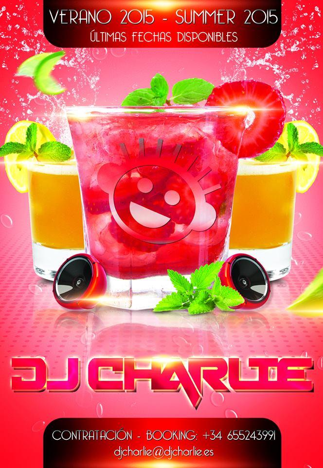 DJ Charlie summer 2015