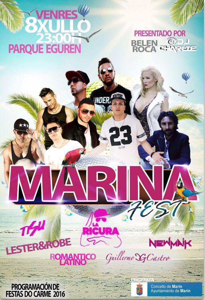 08-07-2016 Marina fest