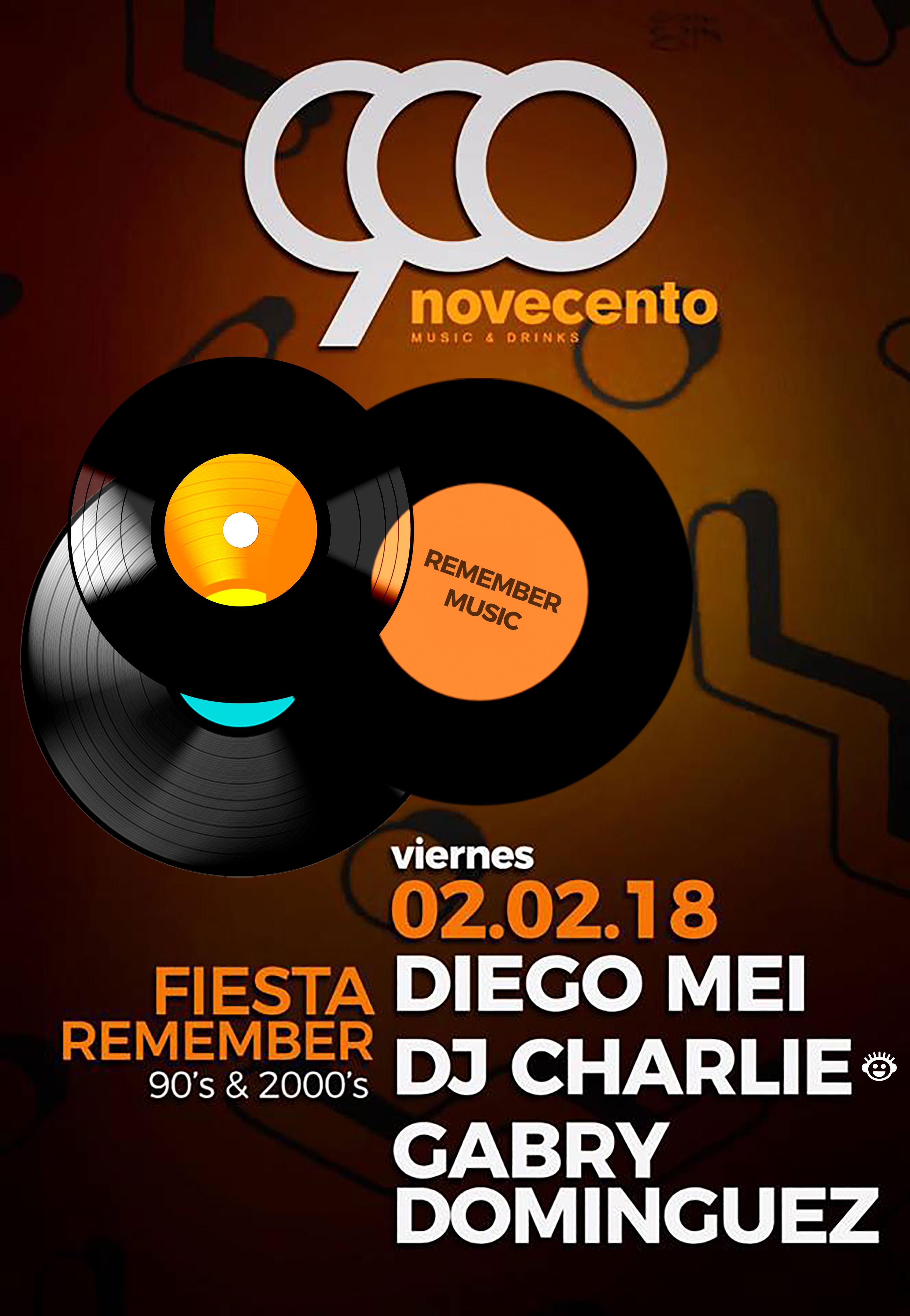 02-02-2018-Novecento-REMEMBER