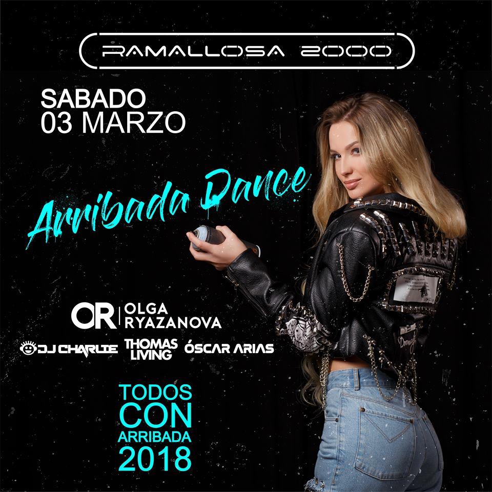 03-03-2018 Ramallosa 2000 Arribada