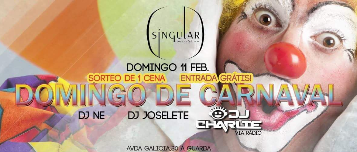 11-02-2018 Singular CARNAVAL
