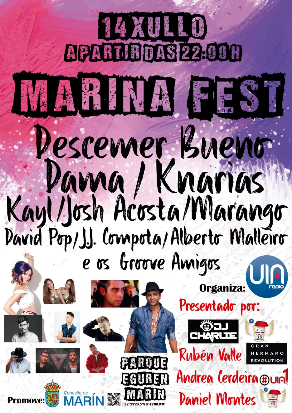 14-07-2018 Marina fest