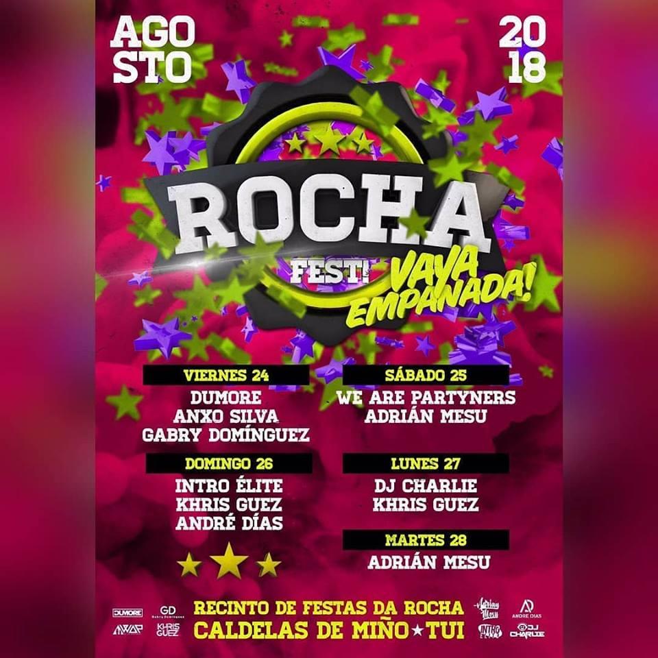 27-08-2018 Rocha Fest