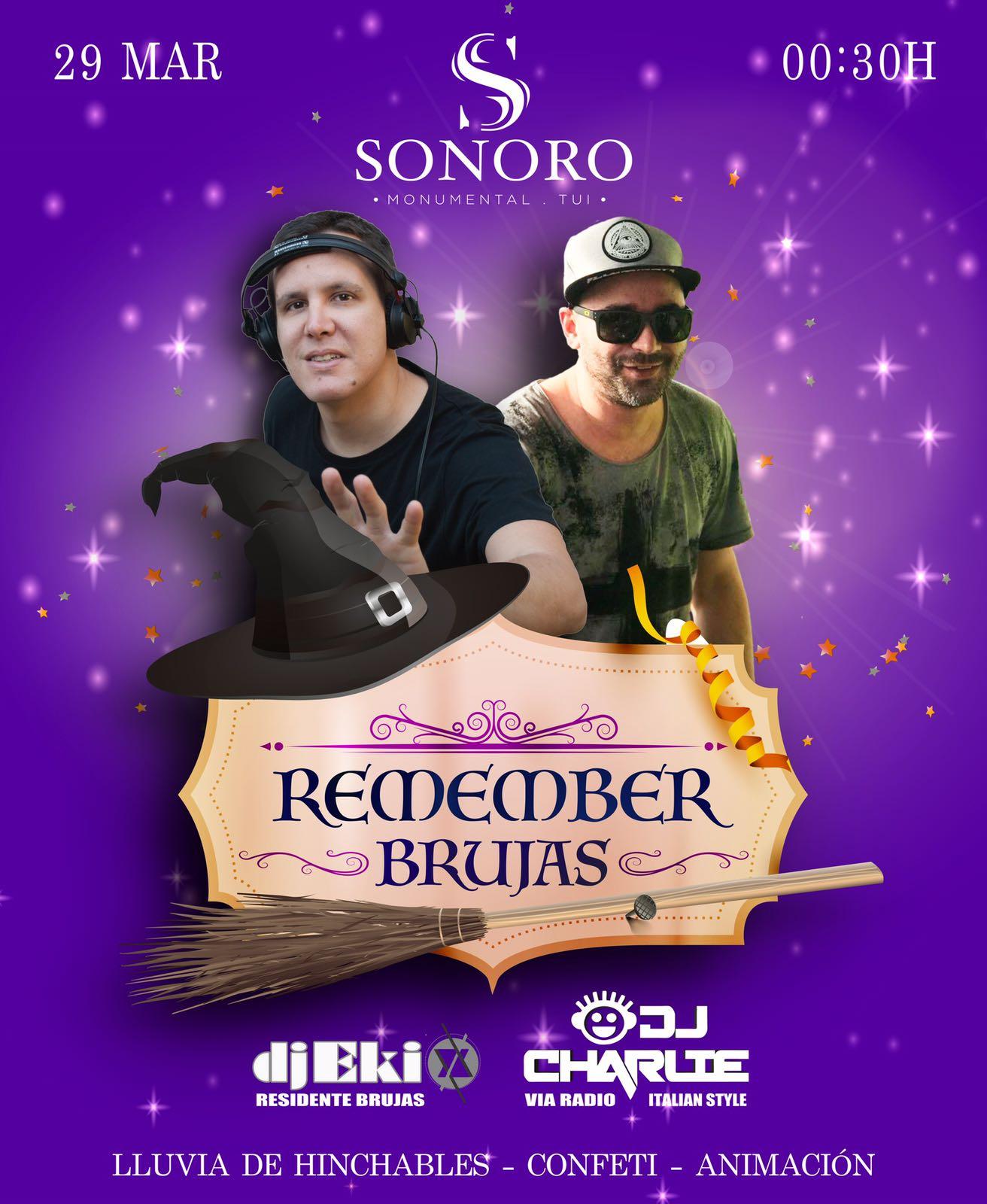 29-03-2018 Sonoro remember