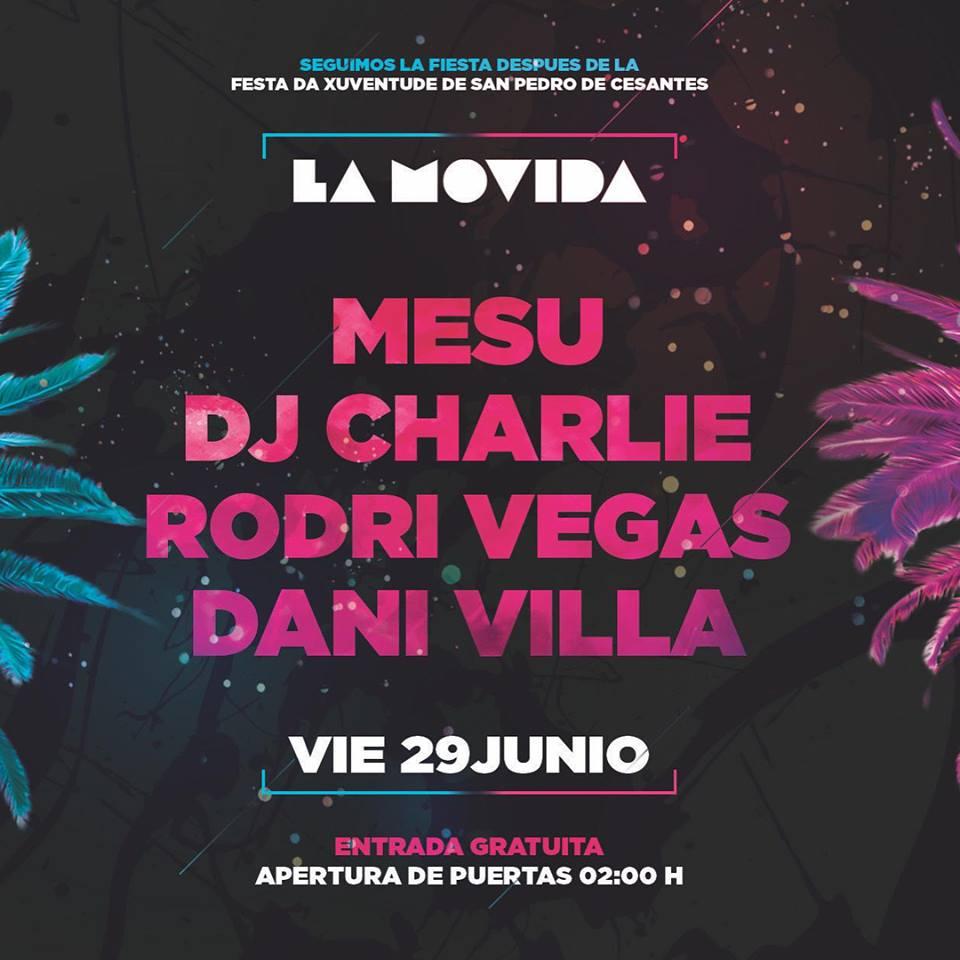 29-06-2018 La Movida