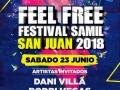 23-06-2018 FfEEL FREE FESTIVAL